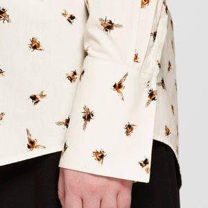 Victoria Beckham x Target - bee 🐝 blouse